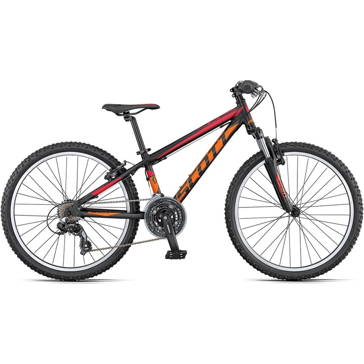 Scott Scale JR 24 Black/Orange
