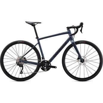 Specialized Diverge E5 Elite Satin Cast Blue Metallic/Ice Blue/Chrome/Clean 2020