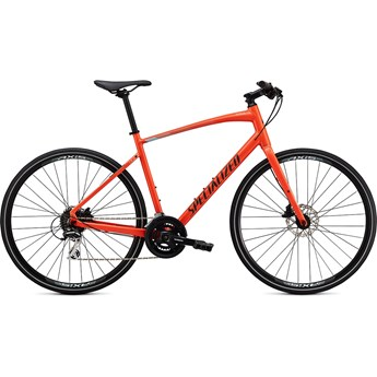 Specialized Sirrus 2.0 Gloss Vivid Coral/Summer Blue/Satin Black Reflective
