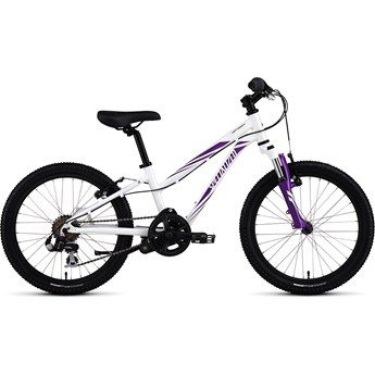 Specialized Hotrock 20 6 Speed Girl White/Purple