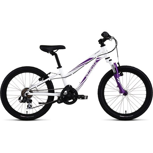 Specialized Hotrock 20 6 Speed Girl White/Purple 2016