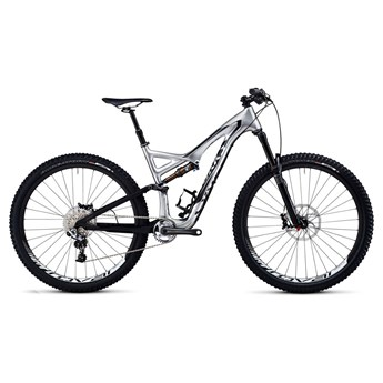 Specialized S-Works Stumpjumper FSR Carbon EVO 29 Silver/Svart