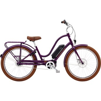 Electra Townie Go! 8i Step-Thru Fig Metallic 2020