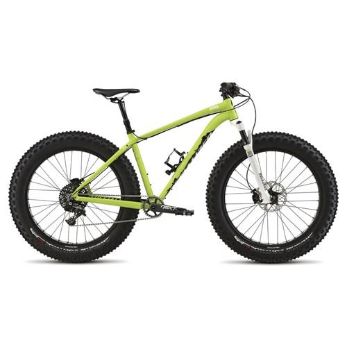 Specialized Fatboy Pro Hyper Green/Black/White 2015
