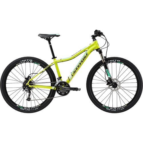 Cannondale Trail 27,5 Womens 4 Yel 2015
