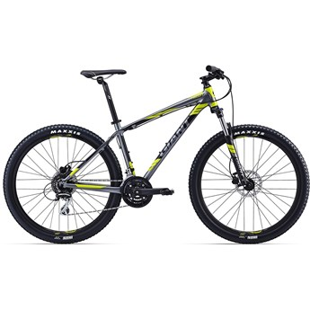 Giant Talon 27.5 4 Charcoal/Yellow 2016