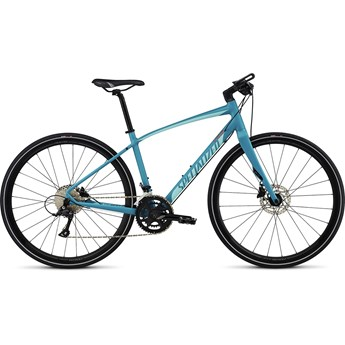 Specialized Vita Elite Turquoise/Light Turquoise/Nordic Red 2017