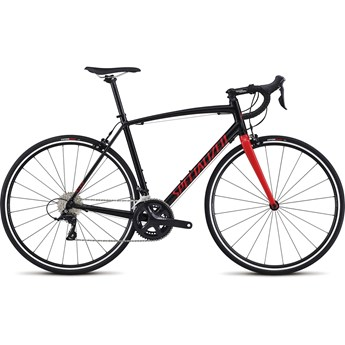 Specialized Allez E5 Sport Tarmac Black/Flo Red/White