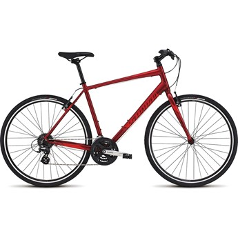 Specialized Sirrus Candy Red/Rocket Red/Red