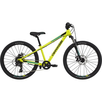 Cannondale Trail 24 Nuclear Yellow 2020