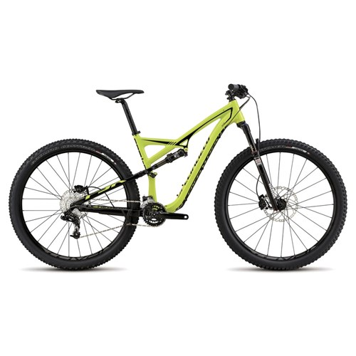 Specialized Camber FSR EVO 29 Hyper Green/Black