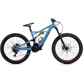 Specialized Kenevo FSR Expert 6Fattie NB Storm Grey/Rocket Red 2019