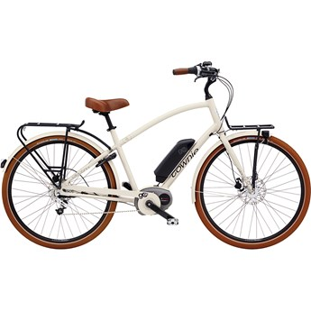 Electra Townie Commute Go! 8i Step-Over Stone Grey