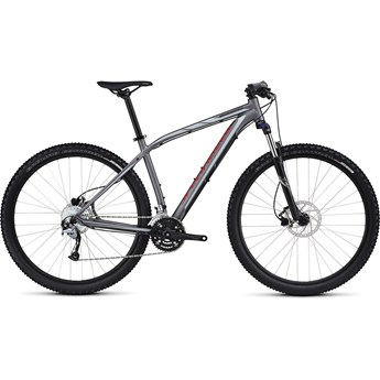 Specialized Rockhopper 29 Satin Charcoal/Filthy White/Red