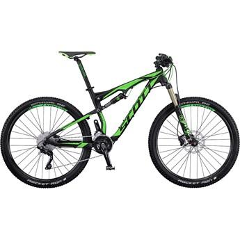 Scott Spark 750 Grön på Svart