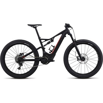 Specialized Levo FSR 6Fattie CE Black/Rocket Red