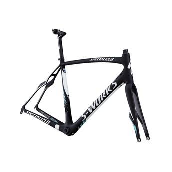 Specialized S-Works Roubaix SL4 Bara Ram (Frameset) Omega-Quickstep-Teamfärg