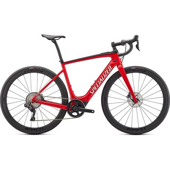 Specialized Creo SL Expert Carbon Flo Red/ Metallic White Silver/ Carbon