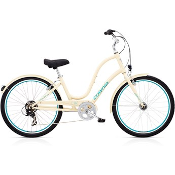 Electra Townie Original 7D EQ Ladies Cream