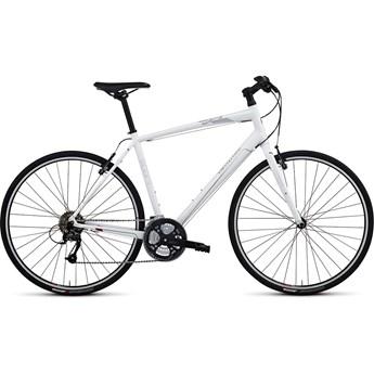 Specialized Sirrus Sport Int Vit/Silver/Röd