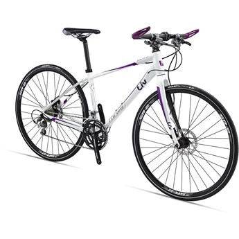 Liv Thrive 1 Disc White/Purple 2016