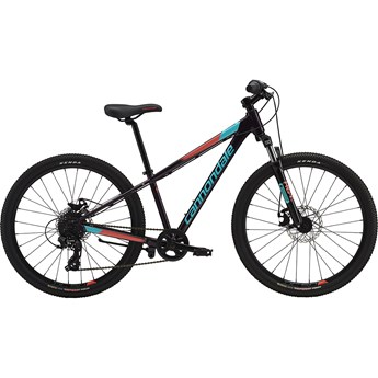 Cannondale 24 Trail Girls Lila