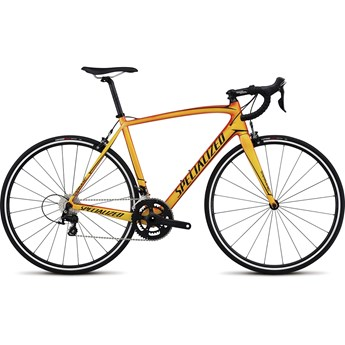 Specialized Tarmac SL4 Sport Gloss Moto Orange/Bright Yellow/Tarmac Black