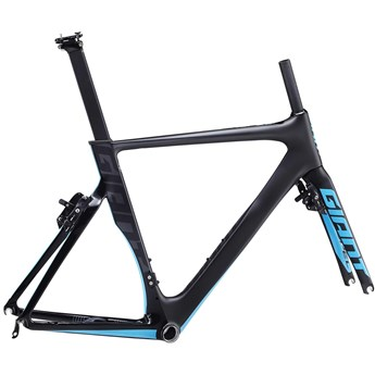 Giant Propel Advanced Pro-FF Comp/Black/Cyan (Matt/Gloss) 2016