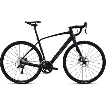 Specialized Diverge Comp CEN Satin Carbon/Gloss Carbon