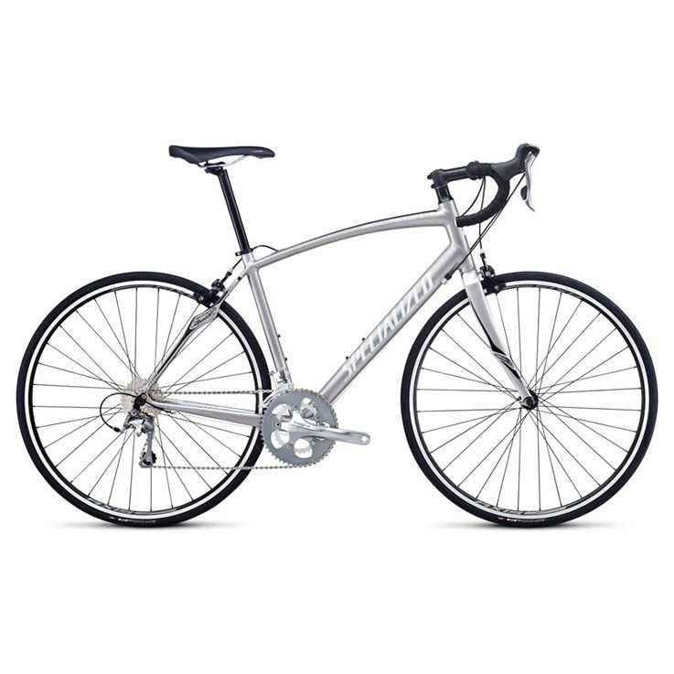 Specialized Secteur Elite C2 INT Silver/Svart/Vit
