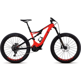 Specialized Levo FSR Men Expert Carbon 6Fattie NB Gloss Rocket Red/Carbon 2018