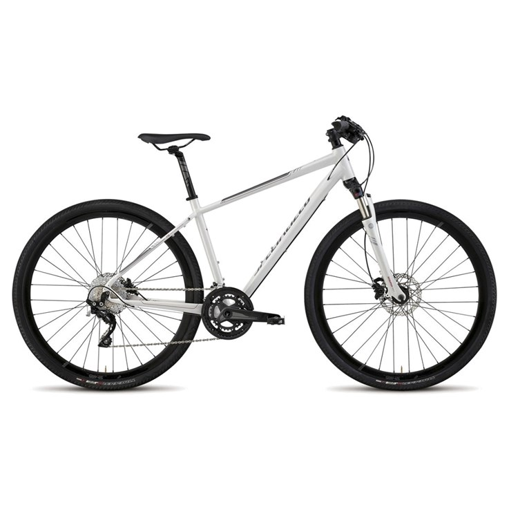 Specialized Ariel Comp Disc Pearl White/Charcoal/Flo Red