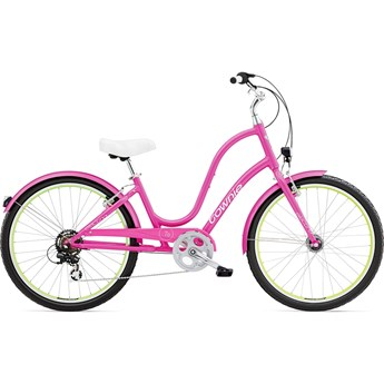 Electra Townie Original 7D EQ Ladies' Fuchsia