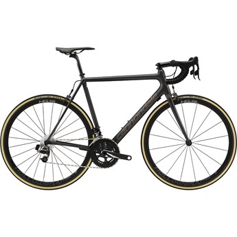 Cannondale SuperSix EVO Carbon Red eTap Svart 2019
