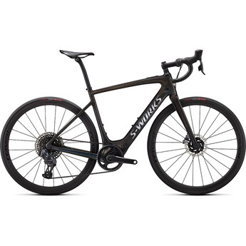 Specialized Creo SL S-Works Carbon Black Tint - Spectraflair/Satin Black/Chrome 2021