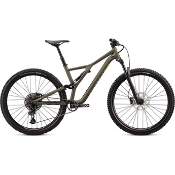 Specialized Stumpjumper Short Travel 29 Satin Oak Green/Spruce/Hyper Green