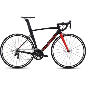 Specialized Allez DSW SL Sprint Comp Satin Black/Gloss Rocket Red