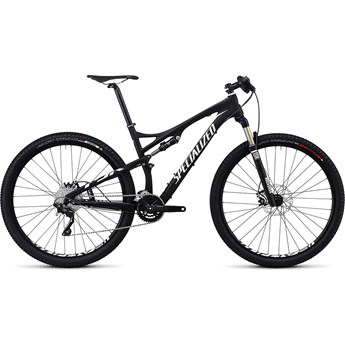 Specialized Epic FSR Comp Kolfiber 29 Materialfärg/Vit/Silver