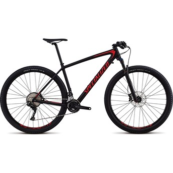 Specialized Epic HT Men Comp Carbon 29 2-X Satin Black/Flo Red 2018
