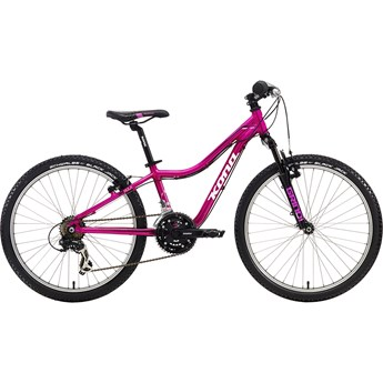 Kona Hula Gloss Magenta with White and Black Decals