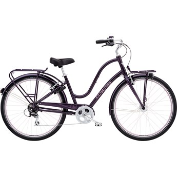 Electra Townie Commute 8D EQ Step-Thru Aubergine 2020