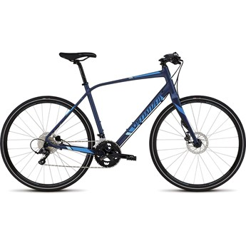 Specialized Sirrus Elite Disc Navy/Blue/Light Blue