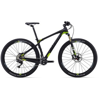 Giant XtC Advanced 29er 1 Comp/Green (Matt/Gloss)  2016