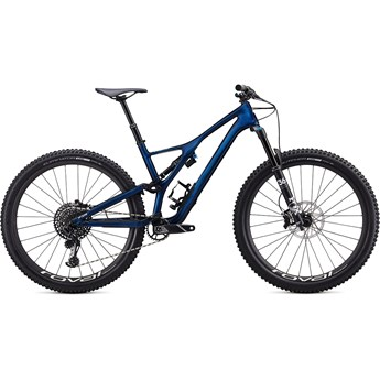 Specialized Stumpjumper Expert Carbon 29 Gloss Navy/White Mountains