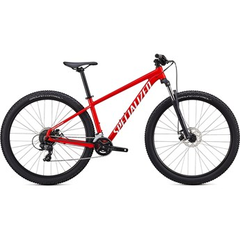 Specialized Rockhopper 27.5 Gloss Flo Red/White 2020
