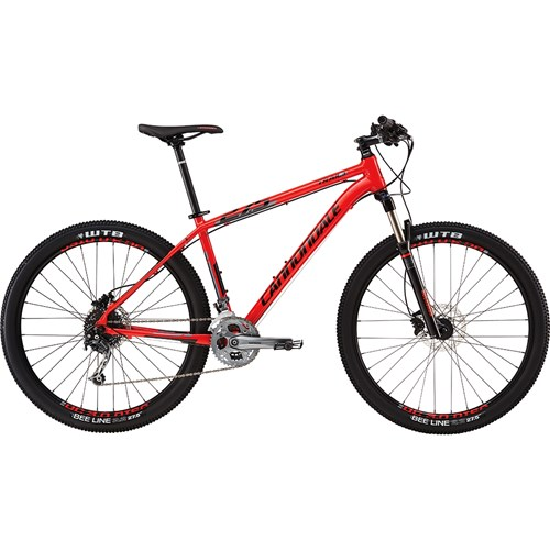 Cannondale Trail 27.5 3 Red 2016