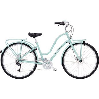 Electra Townie Commute 27D EQ Ladies Mineral Blue