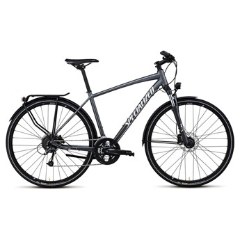 Specialized Crossover Elite Disc INT Grafitgrå/Vit/Askgrå