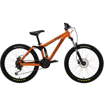 Kona Stinky 24 Orange with Black