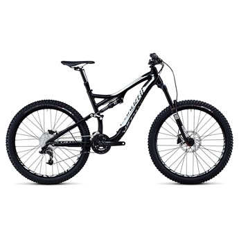 Specialized Stumpjumper FSR Comp EVO Svart/Vit